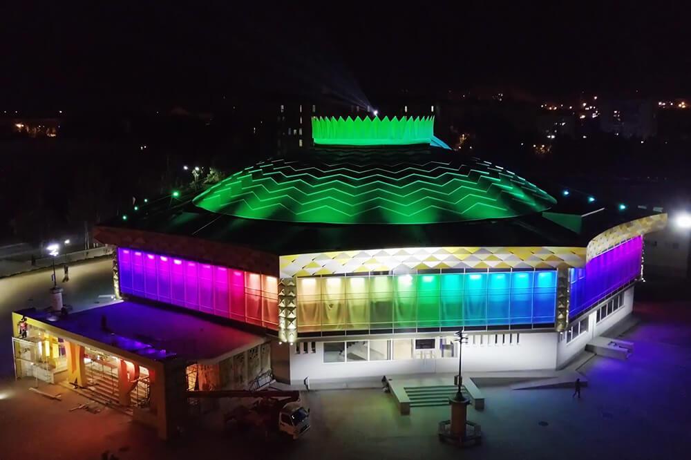 Архитектурное освещение