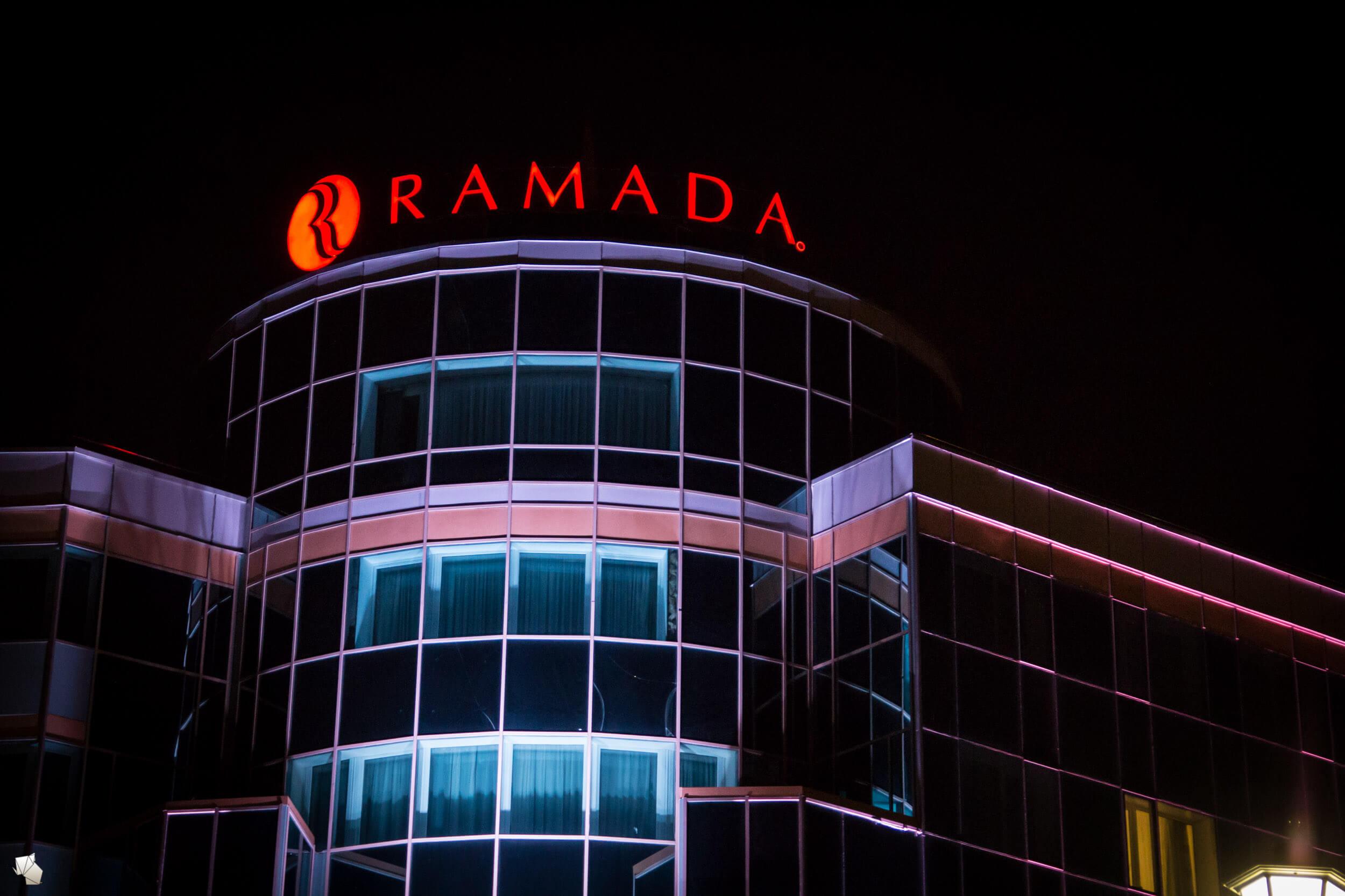 Отель RAMADA, г. Екатеринбург