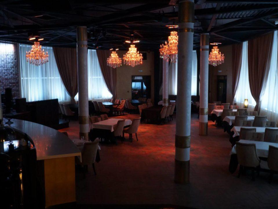 Загородный клуб «Куба», Екатеринбург