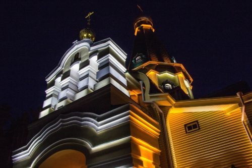 Храм в честь иконы Божией Матери «Державная», г. Екатеринбург