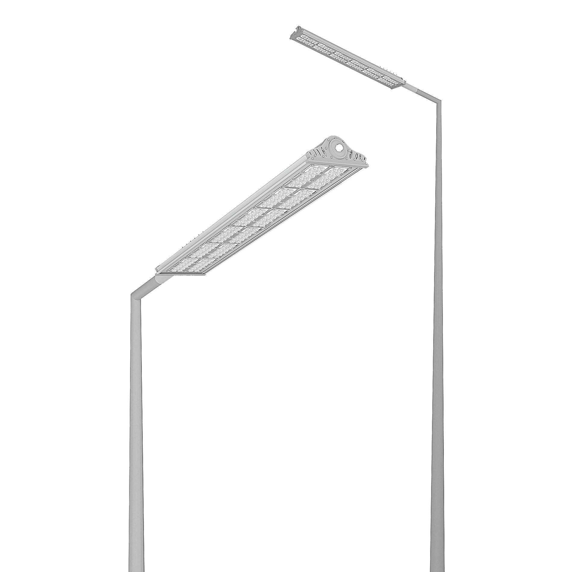 Светодиодный уличный светильник METROPOLIS