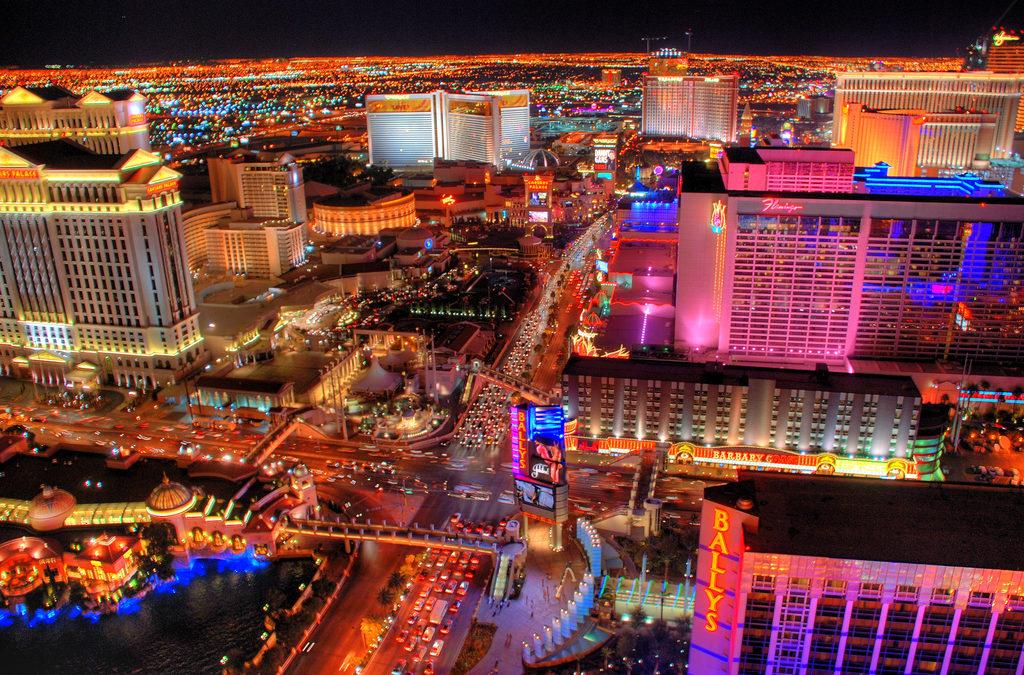 Огни Лас-Вегаса