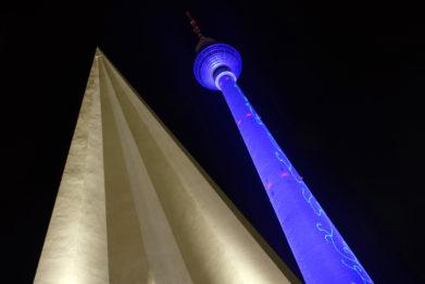 Фестиваль света в берлине