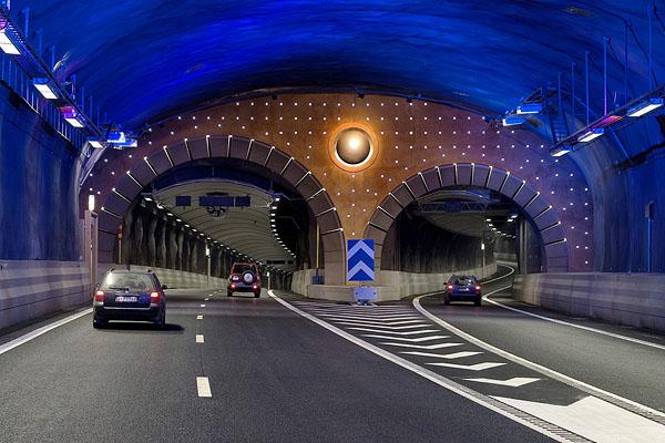 Шведские дороги станут ярче
