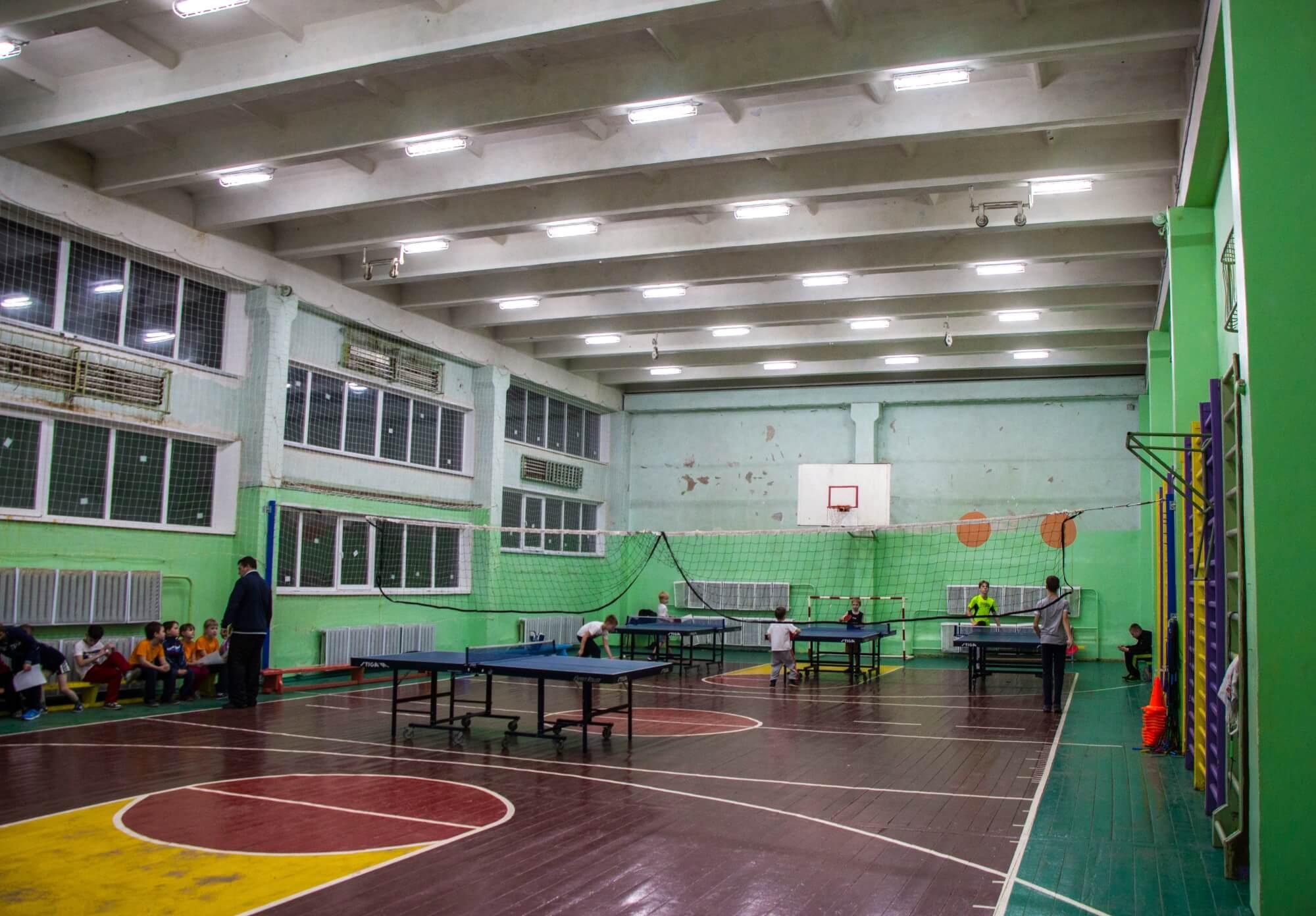 Гимназия №94, Спортивный зал
