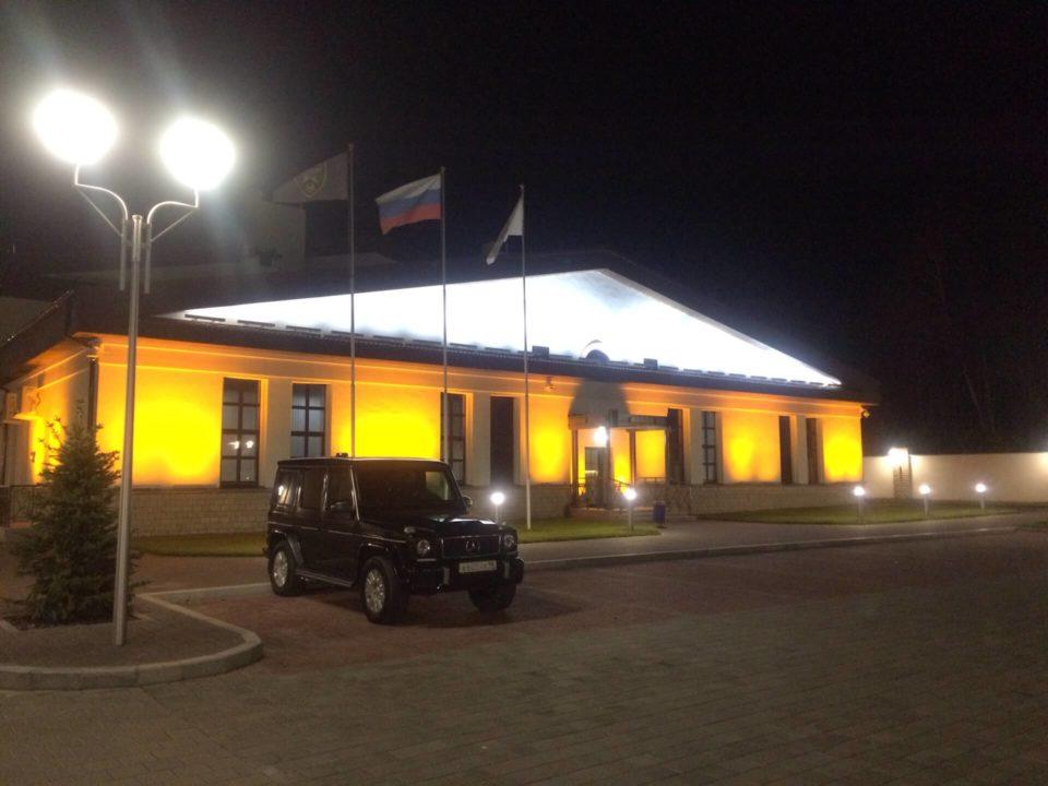 Спортивно-патриотический клуб «Архангел Михаил»