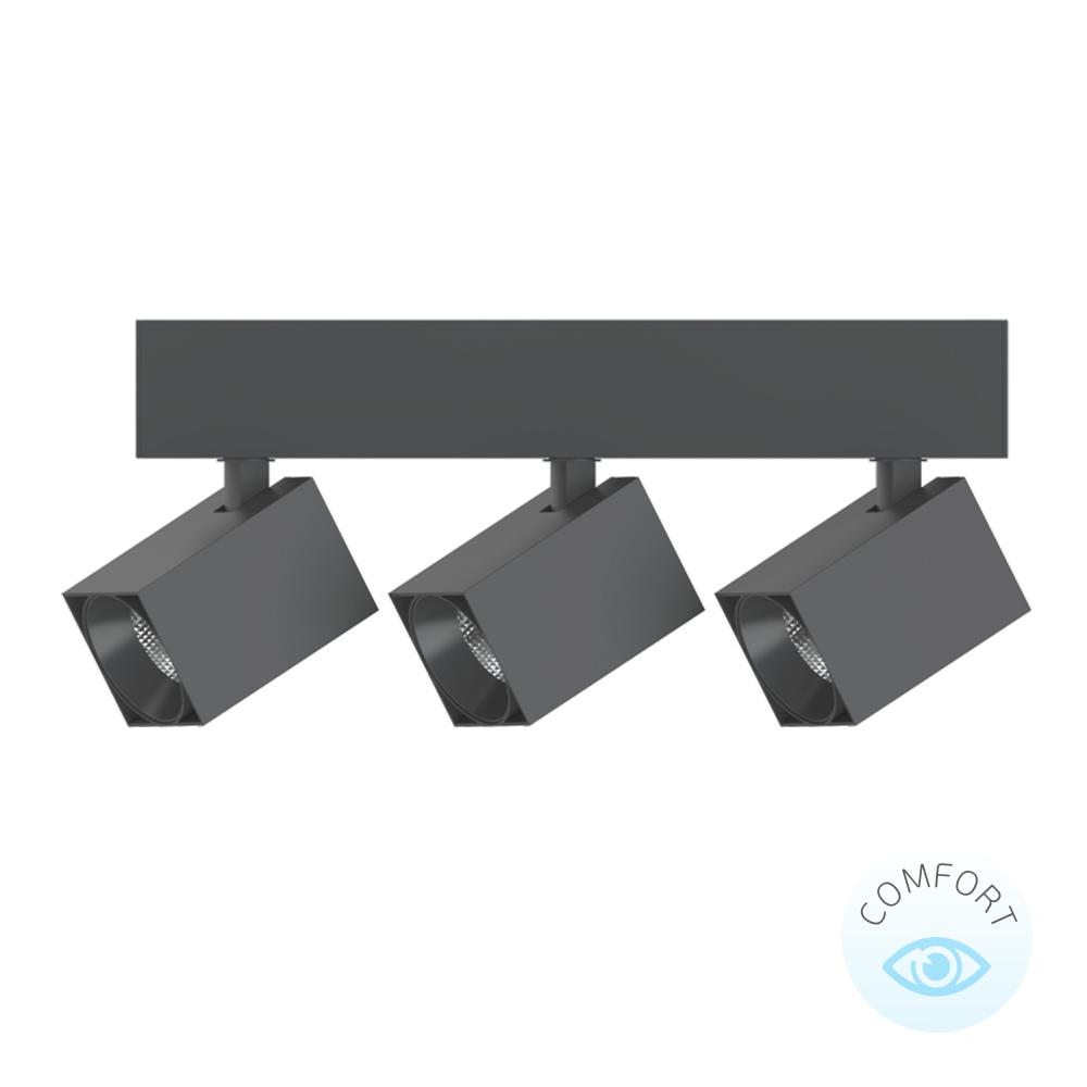 Светодиодный торговый светильник ENZO SQ 3