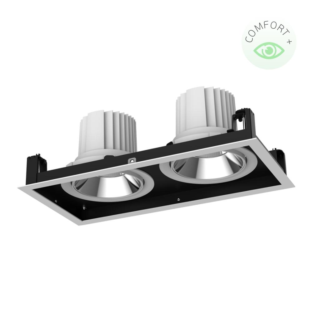Светодиодный торговый светильник IRIS
